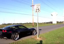 [VIDEO] C6 Corvette Takes Off in Remote Starter Fail Parody