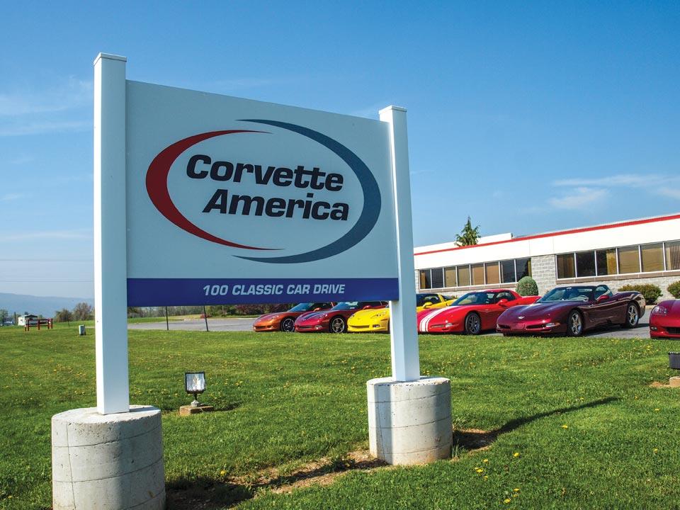 Restoration Parts Unlimited Acquires Corvette America