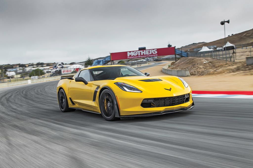 Chief Engineer Juechter Responds to Corvette Z06 DNF in Motor Trend Best Driver's Car Test
