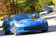 Corvette Owners Attempt Guinness World Record on the Tail of the Dragon
