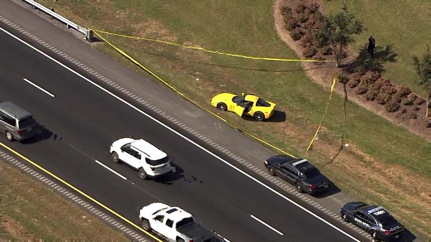 Police Arrest Suspect in Corvette Road Rage Shooting