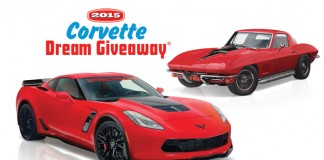 [VIDEO] Win Two Corvettes with the 2015 Corvette Dream Giveaway