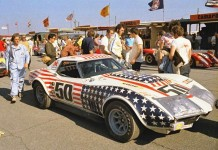 Tribute Planned for Corvette Racer John Greenwood at Daytona on Nov.12