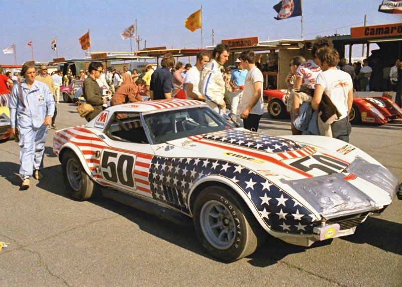 Tribute Planned for Corvette Racer John Greenwood at Daytona on Nov.12