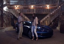 [VIDEO] Humorous Song Cover Shows How Much a Man Loves His Corvette