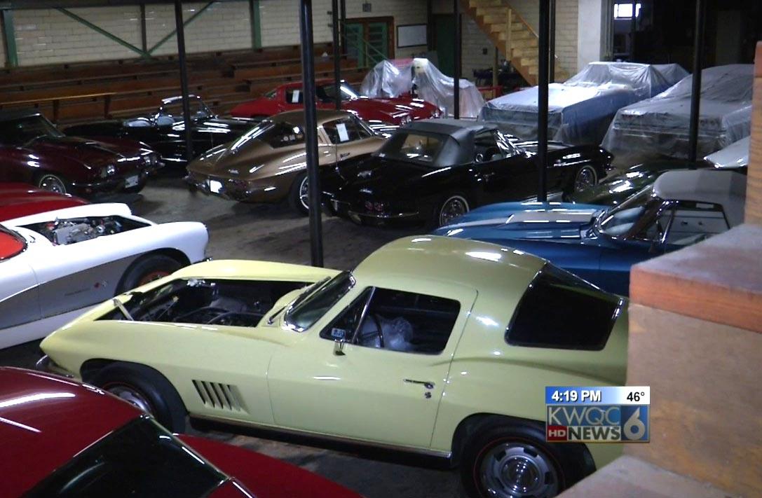 [VIDEO] Corvette Restoration Business is Schooled in the Classics