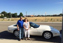 Idaho Couple Donates a 1988 35th Anniversary Corvette to the National Corvette Museum
