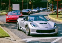 Corvette Forum Members Raise $1 Million for St. Jude Pediatric Cancer Center