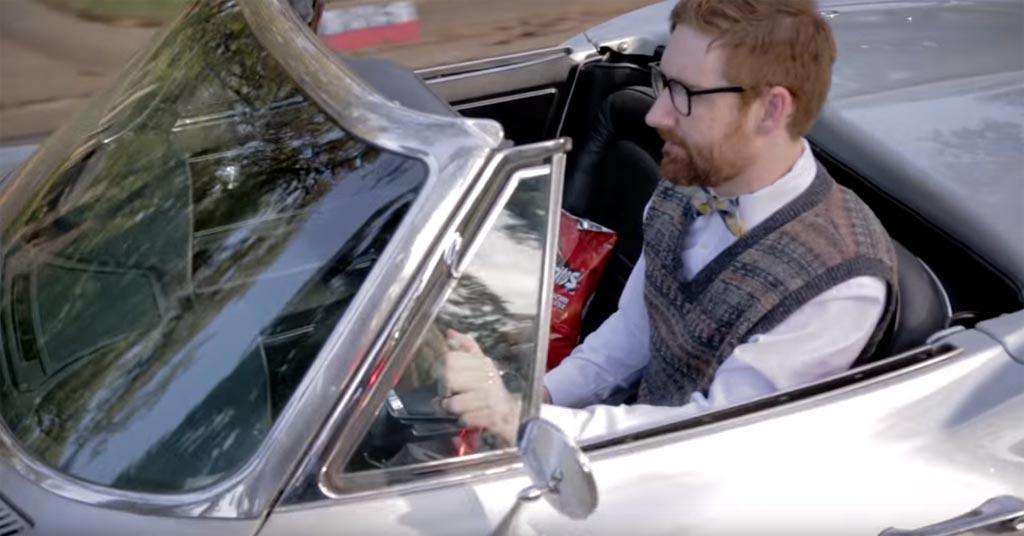 [VIDEO] The Quest's Michael Brown Entering Doritos Super Bowl Ad Challenge