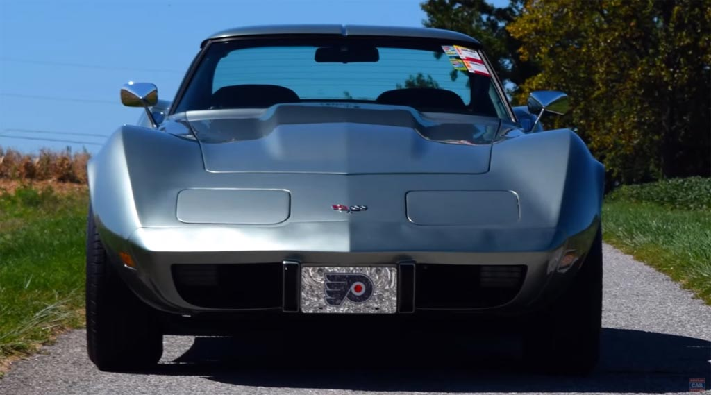 [VIDEO] Regular Car Reviews: Neal's 1977 Corvette Restomod
