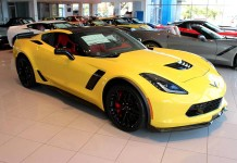 October 2015 Corvette Sales