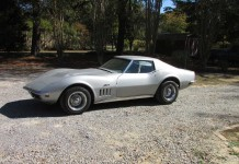 Corvettes on eBay: Big Block Project 1969 Corvette Stingray