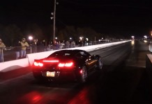 [VIDEO] Killer C7 Corvette Z06 Blasts Into the 9.80s!