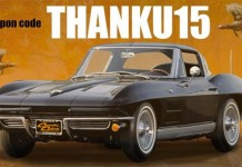 Corvette Central Gives Thanks with Free Shipping Offer