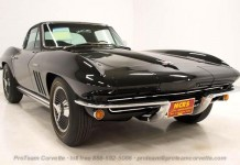 Unique 1965 Big Tank Corvette Coupe Fuelie Offered by ProTeam