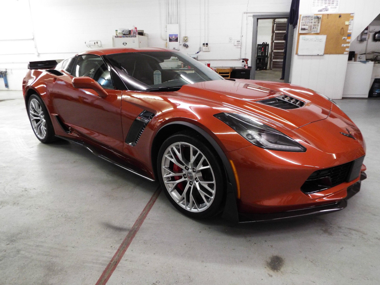 Color Changes are Coming Immediately to the 2016 Corvette ...