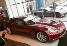 November 2015 Corvette Sales