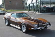 Corvettes on eBay - Chuck Miller's 1971 Corvette SportWagon