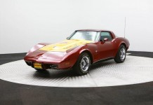 Corvettes on eBay: 1979 Corvette Signed by 2015 Washington Redskins
