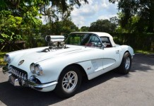 Corvettes on Craigslist: 1958 Drag Corvette
