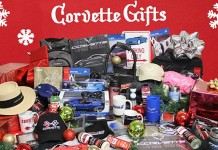 Zip has the Corvette Gifts You've Been Looking For