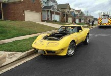 [ACCIDENT] 1979 Corvette Catches Fire and Burns UK Basketball Tickets