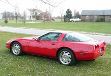 Husband Gets the Corvette in Alabama Divorce Case