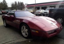 Corvettes on Craigslist: 1990 Corvette ZR-1