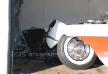[ACCIDENT] Classic Corvette Damaged in Fatal 5-Wheel Trailer Crash