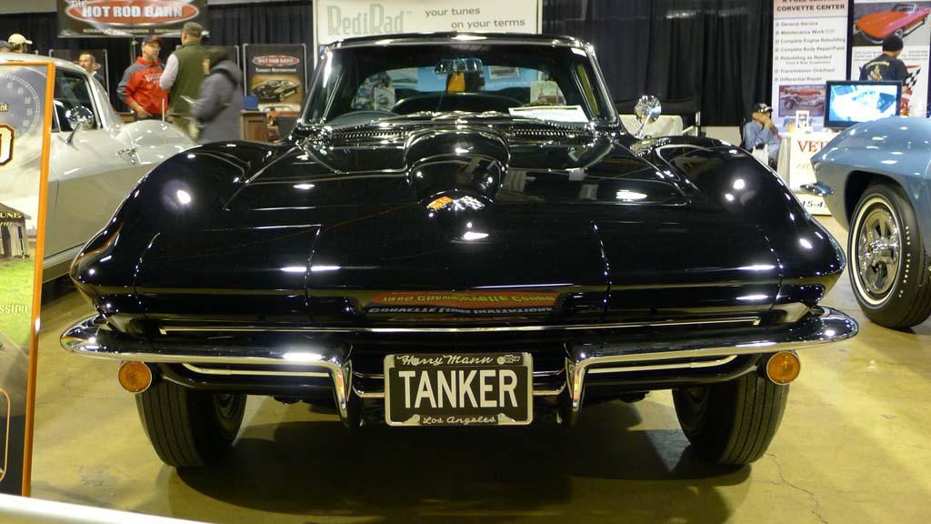 [PICS] MCACN 2015 – 1965 Big Tank Corvette Barn Find Restored