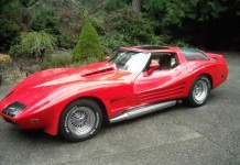 Corvettes on eBay: A 1976 Can-Am Corvette Sport Wagon