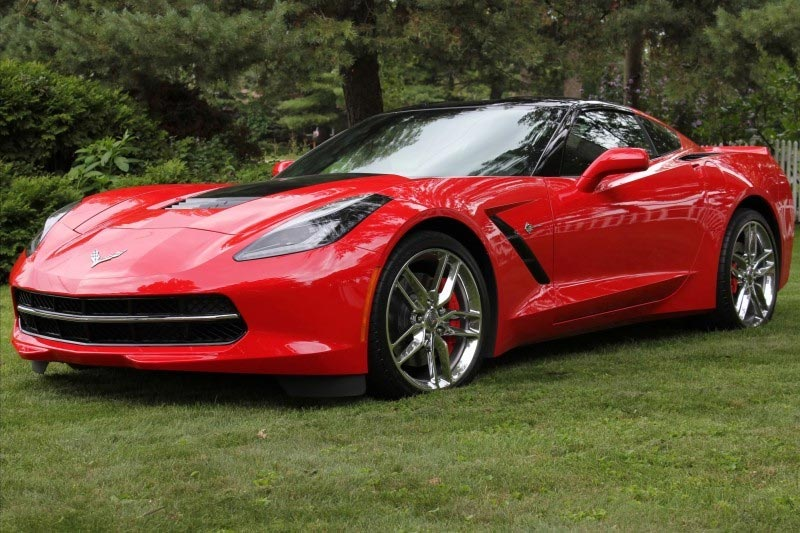 Corvette Stingray Ranks 2nd in Consumer Reports' Most Satisfying Vehicles