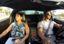 [VIDEO] Mom has a Priceless Reaction to her Son's C6 Corvette Z06