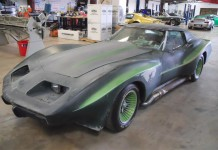 Farrah Fawcett's Foxy Vette to be Offered at Barrett-Jackson