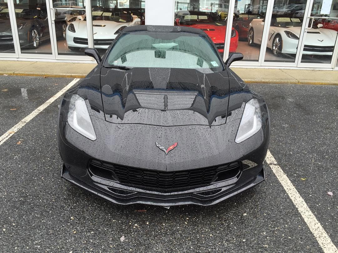 December 2015 Corvette Sales