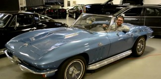 [VIDEO] Lingenfelter Collection Features a 1965 Corvette with a L78 396/425 hp V8