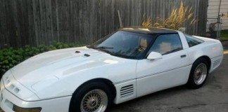 Corvettes on Craigslist: 1985 Callaway Corvette for Under $6K