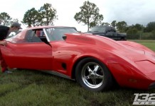[VIDEO] C3 Corvette Makes 1,100 Hp with a Toyota 2JZ Engine