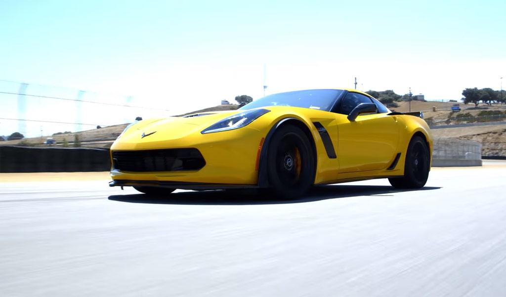 [VIDEO] Motor Trend Retests the Corvette Z06 Against the Viper ACR at Laguna Seca