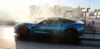 [VIDEO] Corvette ZR1 Runs 9.61 at 148 MPH at Bradenton