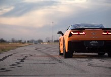 [VIDEO] Hear the Roar of Hennessey's HPE 1000 C7 Corvette Stingray in Action