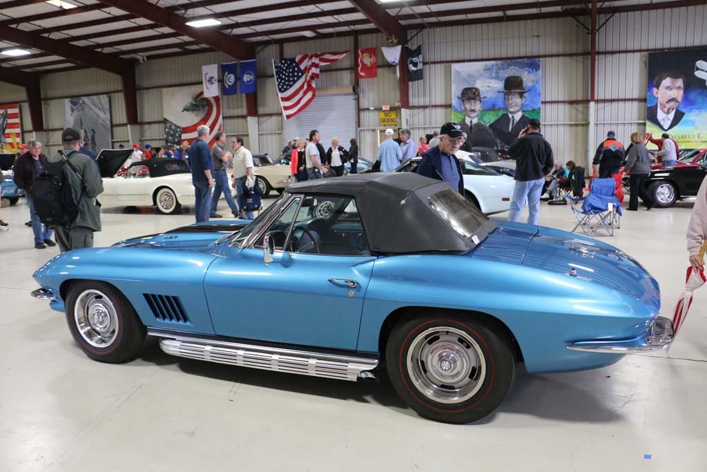 [GALLERY] Midyear Monday! NCRS Winter Regional Edition (44 Corvette Photos)
