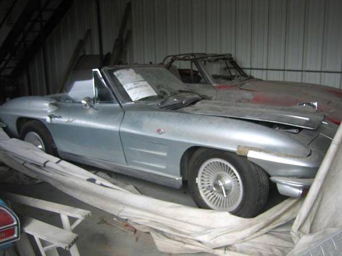 Corvettes on Craigslist: A Pair of 1963 Corvettes