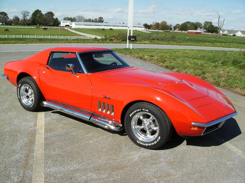 POLL Whats The Best Corvette Orange Corvette Sales