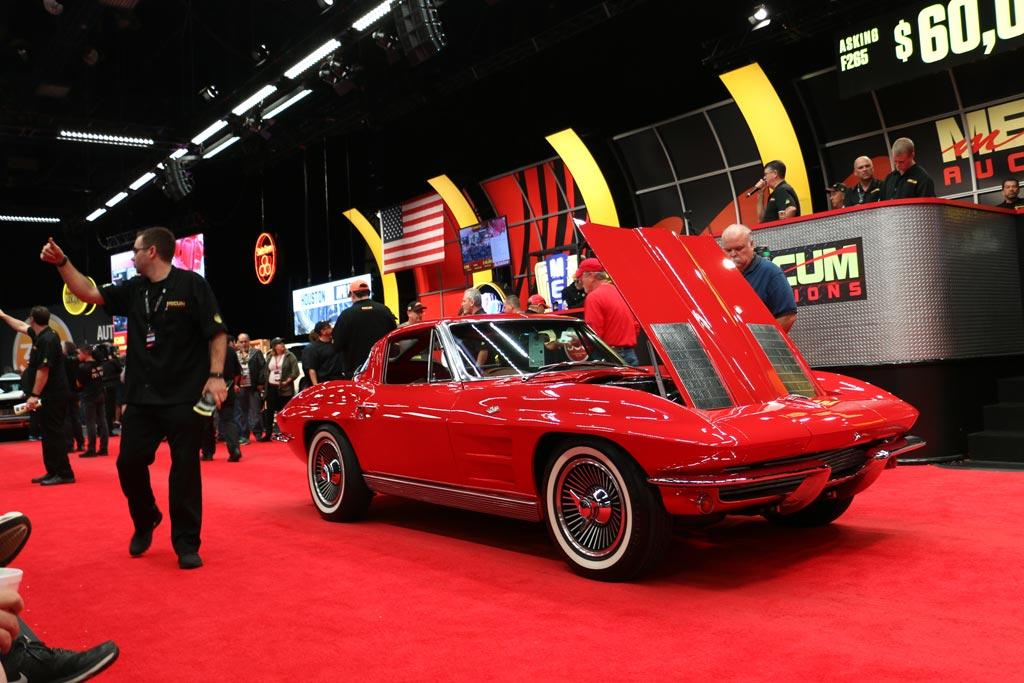 Top Ten Corvette Sales at Mecum's Kissimmee 2016 Auction