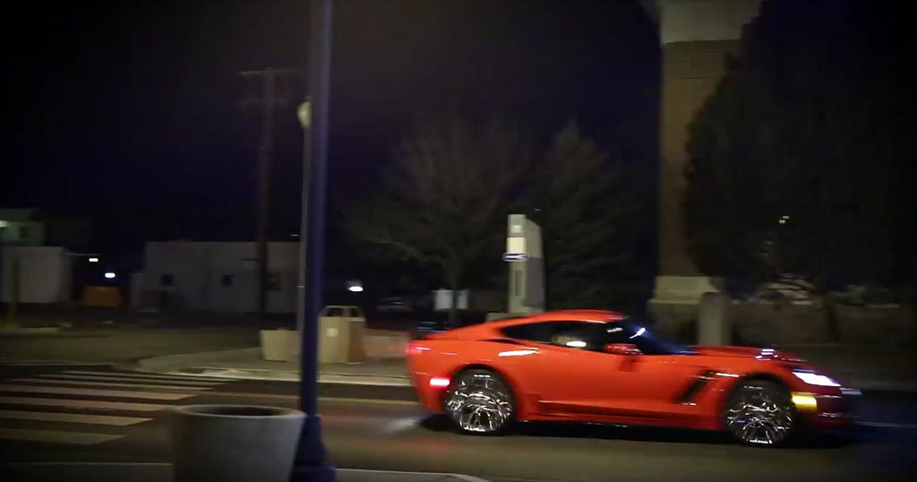 [VIDEO] Chevy Dealer's Super Bowl Ad Features a Wild Ride in a Corvette Z06