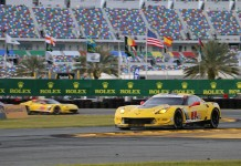 Corvette Racing and Porsche in Four Way Tie for Patron Endurance Cup