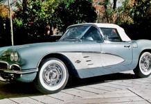 Kickstart My Heart! Vince Neil's 1961 Corvette Headed to McCormick's Palm Springs Auction