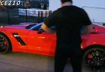 [VIDEO] Vine Star Lance Stewart Surprises His Dad with a 2016 Corvette Z06