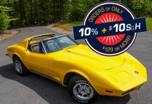 Save on Corvette Parts With These Special Offers from Corvette America